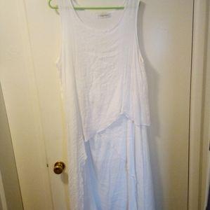 White dress size XL